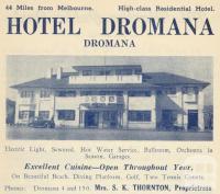 Hotel Dromana, 1949