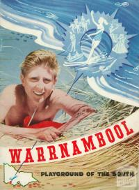 Cover, Warrnambool, Playground of the South, c1960