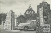 Camping grounds, Warrnambool, c1960