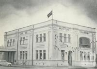Town Hall and Municipal Chambers, Warrnambool, c1960
