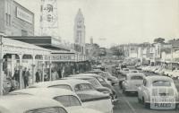 Main Street, Warrnambool, c1960