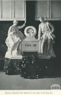War Memorial, Malvern