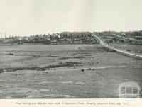 Glenferrie Road, Kooyong, 1912