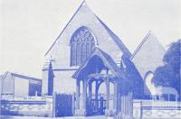 St John's Church, Soldiers Hill, 1965