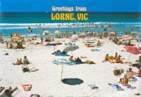 Surfing and Sunbaking, Lorne