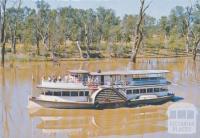 Paddle Vessel Rothbury, Mildura