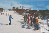 Ski School at bottom of Bourke Street, Mount Buller