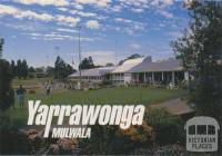 Golf and Bowls at Yarrawonga and Border Golf Club