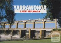 Yarrawonga Weir on the Murray River, completed in 1939