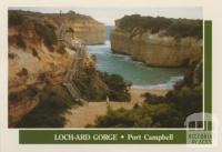 Loch-ard Gorge, Port Campbell