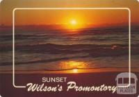 Sunset, Wilson's Promontory