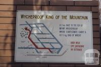 Wycheproof, King of the Mountain, 1985