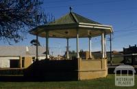 Tatura Bandstand