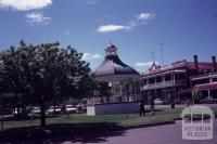 Nhill Bandstand