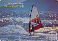 Windsurfing, Torquay