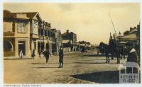 Commercial Road, Koroit, c1910