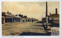 West End Commercial Road, Koroit, c1910