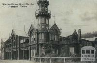 Braemar House, Woodend side of Mount Macedon, c1910