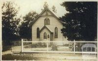 Anglican Church, Nar Nar Goon, c1909