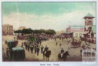 Street view, Terang, 1906