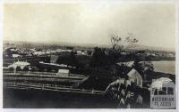View across Terang, c1910
