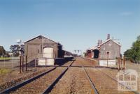 Railway Station, Little River, 1997