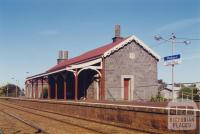 Railway Station Platform, Little River, 1997
