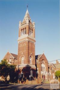 Methodist Church, Oxley Road, Auburn, 1997