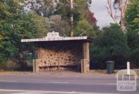 CWA Seville War Memorial shelter, 1998