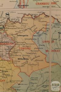 Towong shire map, 1924