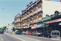 Auburn Road, north of Burwood Road, 1999