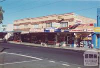 Jennings Shops, Murrumbeena Road, near Beauville, 1998