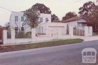 Gowar Avenue, Camberwell, 1998