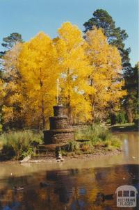 Malmsbury Botanic Garden, 2000