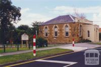 Woodhouse Grove Uniting Church, Box Hill North, 2000