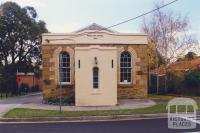 Former Wesleyan chapel, Box Hill North, 2000