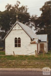 St Paul's Church of England, Redbank, 2000