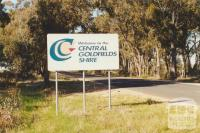Central Goldfields Shire, 2000