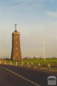 Timeball tower, Williamstown, 2000