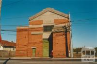 Substation, Maribyrnong Road, 2000