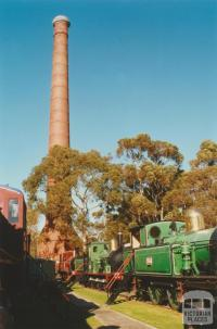 ARHS railway museum, Williamstown North, 2000