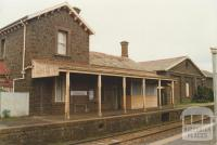 Malmsbury Railway Station, 2000