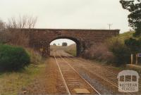 Bridge near Malmsbury Railway Station, 2000