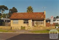 Corner of Railway Crescent and Martell Street, Broadmeadows, 2000