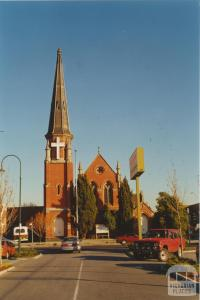 Uniting Church, Gladstone Street, Moonee Ponds, 2000