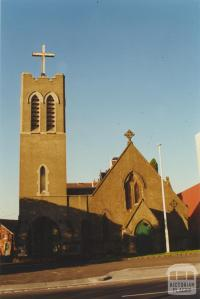 Church of England, Moonee Ponds, 2000
