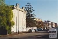 Fitzgibbon Street, Parkville, 2000