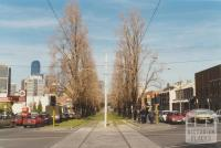 Peel Street from Queensberry Street, North Melbourne, 2000
