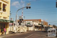 Yarraville rail gates, 2000