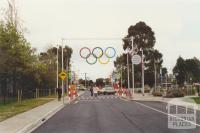 Olympic Village, Heidelberg West, 2000